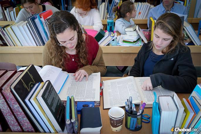 Studying Talmud in Israel (photo: Gershon Elinson/FLASH90)
