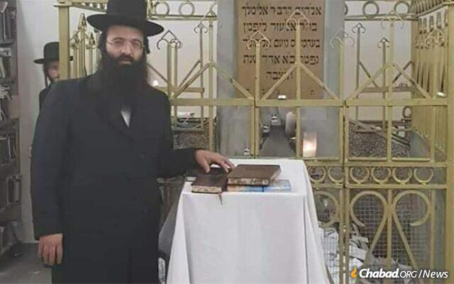 Rabbi Eliezer Mordechai Goldberg