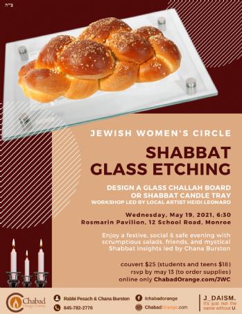 Jewish Women's Circle Registration