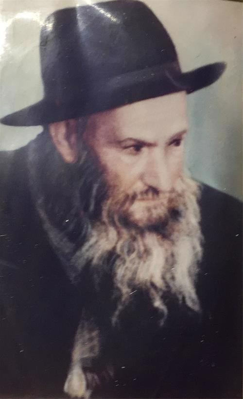 Rabbi Yitzchak Noach