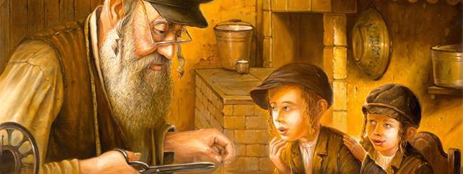 Chassidic Stories: The Tailor Who Did Not Know He Was Special