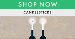 Shop Now for Shabbat Candlesticks