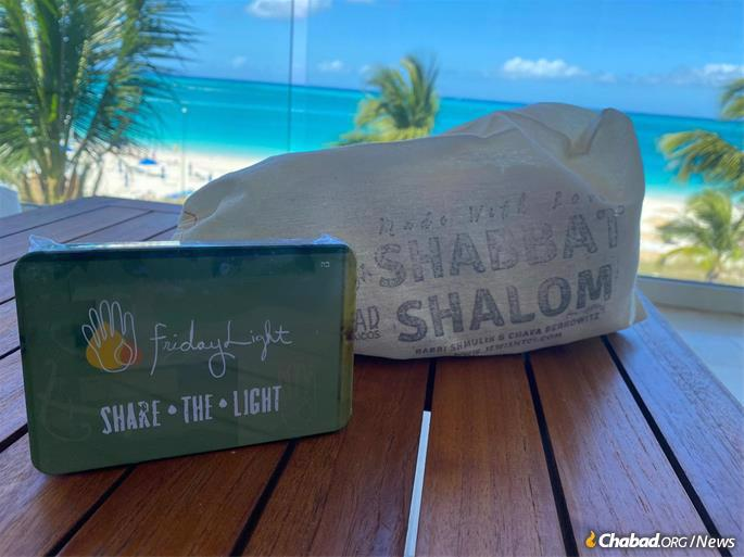 Jewish visitors to Turks and Caicos are cared for both body and soul.