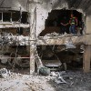 Mobs Riot, Missiles From Gaza Rain Down; a 5-Year-Old Boy Is Killed