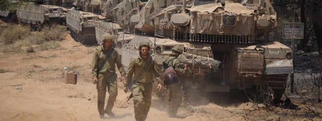 May 2021: IDF Troops Mass at Border as Attacks from Gaza Bring Israeli Death Toll to 9