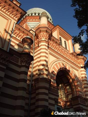 Travelers will find it much easier to explore Jewish life in St. Petersburg, Russia.