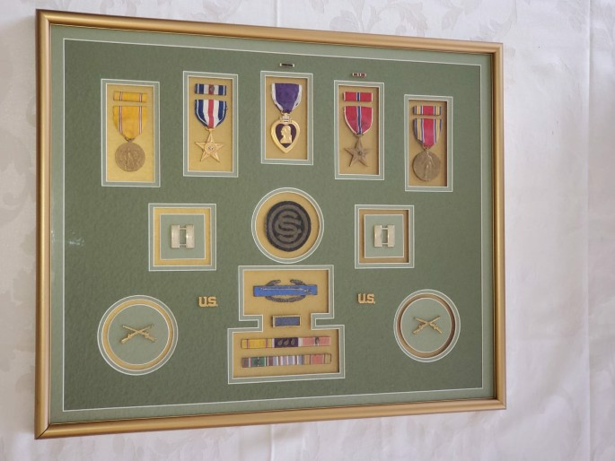 Novack's unit, the 442nd regiment, is the most decorated unit for its size in U.S. military history. (Photo courtesy of the Novack family)