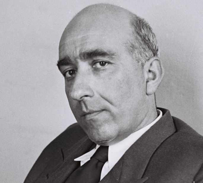 Haim Cohn, jurista y político israelí, 1911-2002 (crédito: Teddy Brauner)