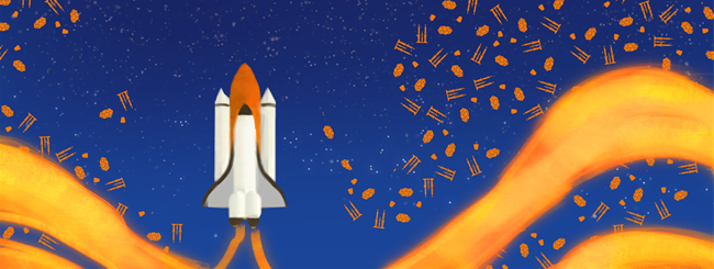 Sukkot, Hoshana Rabbah & Simchat Torah: Letting Go to Move Forward: A Lesson From the Mission to Mars
