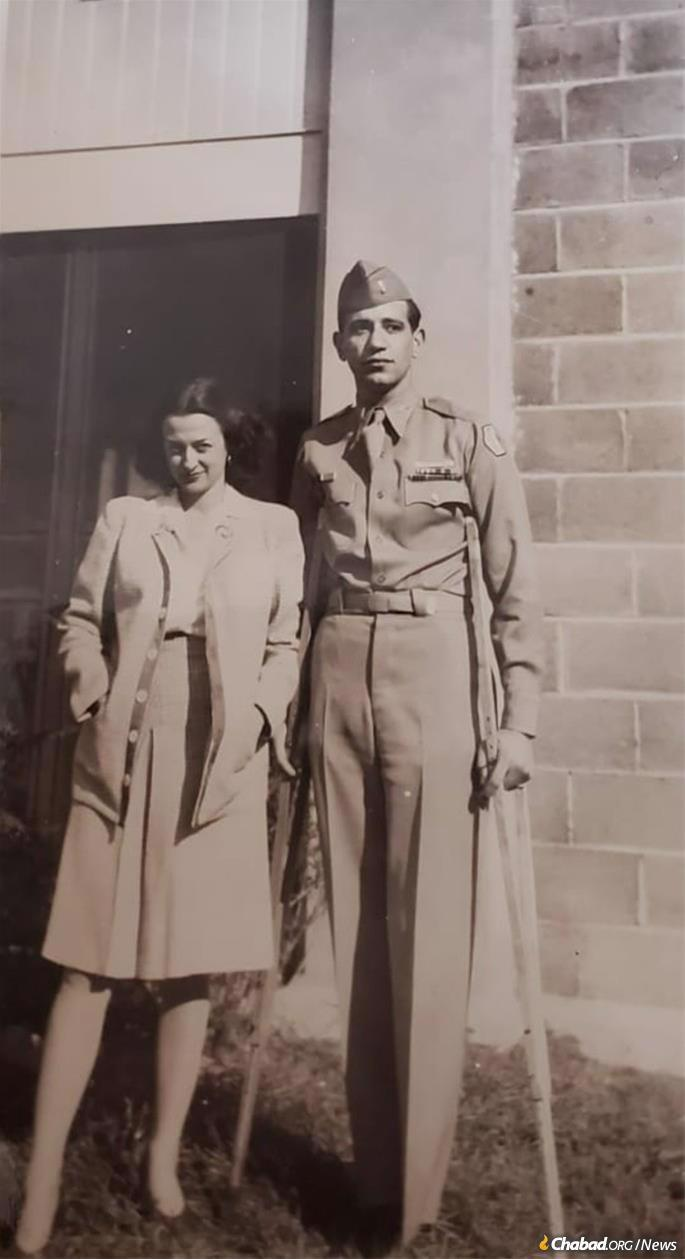 When David Novack returned from the war with only one leg—he lost the other in battle—he maintained his connection with the Nisei.