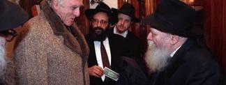Judge Jack B. Weinstein, 99, Eminent Jurist Who Sought the Rebbe's Wisdom