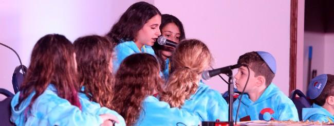 June 2021: Hebrew-School Kids From 93 Cities Worldwide Joyfully Compete in Torah-Study Finals