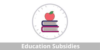 Education Subsidies