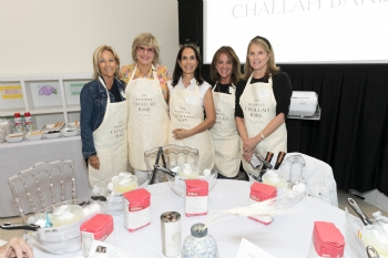The Women's Challah Bake