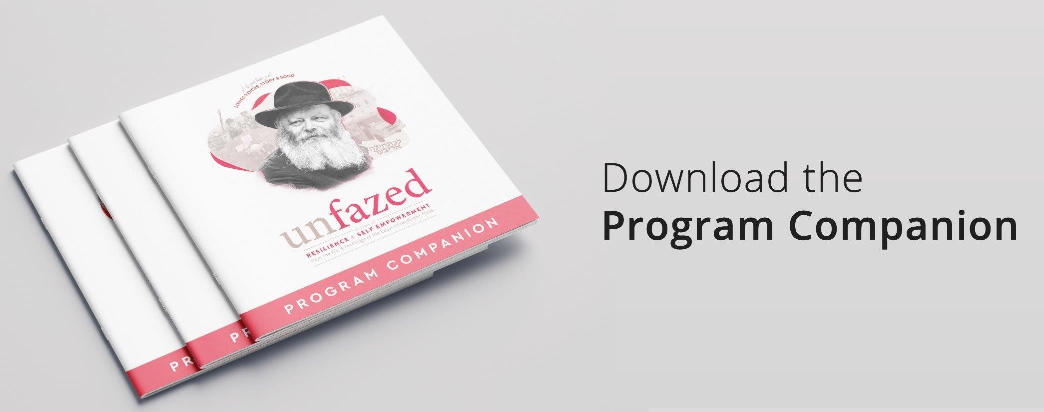 Download the Program Companion