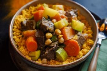 Community Pepper Steak & Torah