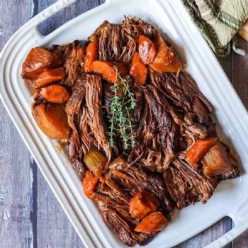 Community Beef Roast & Torah