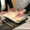 Glimpse Into Rebbe's Holocaust Correspondence Discovered in a Basement
