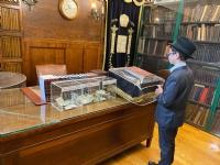 Meir Visits the Rebbe for his Bar Mitzvah