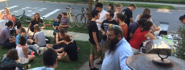 June 2021: With Chabad's Help, Oberlin College Now Offers Kosher Dining