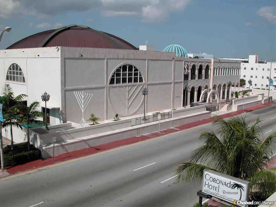 The Shul is in the process of completing a $20 million addition to accommodate the ever-expanding Jewish community, which now makes up more than 40 percent of the population of the 33154 ZIP code, which encompasses Surfside and Bal Harbour.