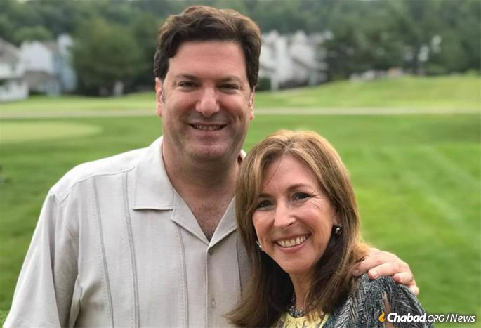 Gary and Mindy Cohen