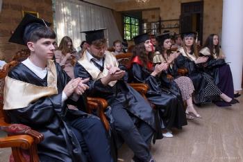 Выпускной вечер Leaders Juniversity Odessa!