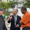 On the Frontline in Surfside With Miami-Dade Police Chaplain Rabbi Yossi Harlig