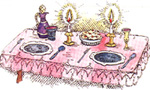 Festive Table - Muchnik