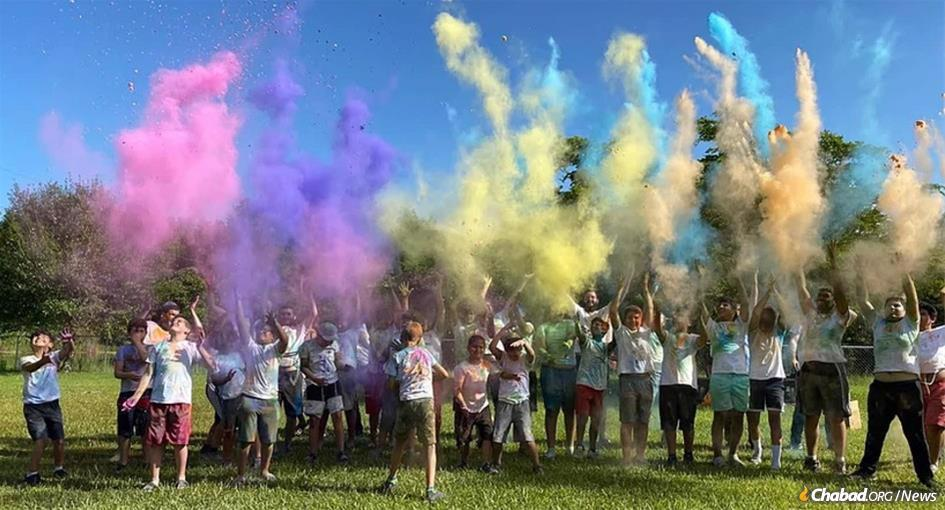 At CKids Gan Israel in Lakeworth, Fla., 60 Jewish boys from diverse backgrounds unite for 20 days of fun and authentic Jewish experiences.
