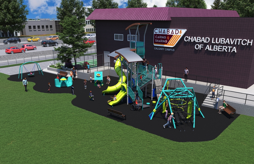 Playground Renderings