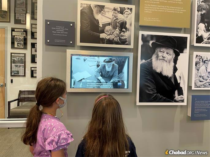 The documentary-style videos capture a wide array of subjects that appeal both to those who know about the Rebbe and to the many who may not be familiar with the Rebbe's teachings.