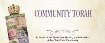 Community Torah