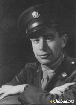 Staff Sergeant Lester Tannenbaum