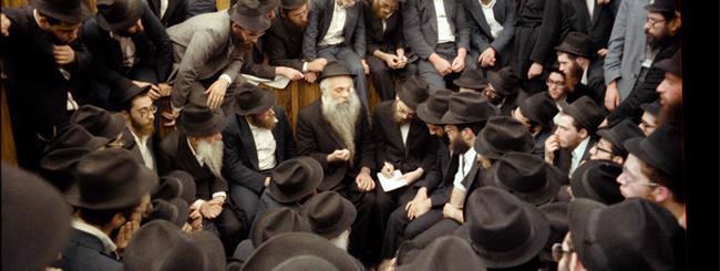 Actualité & Evénements: Rav Yoel Kahn, 91 ans, scribe oral et éminent disciple du Rabbi