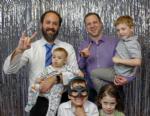 JGRAD Pre Shabbat Photo Booth Fun