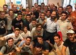 Freshman Connect: Pizza Making