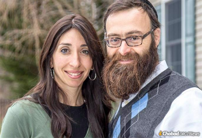 Rabbi Avraham and Chava Bekhor