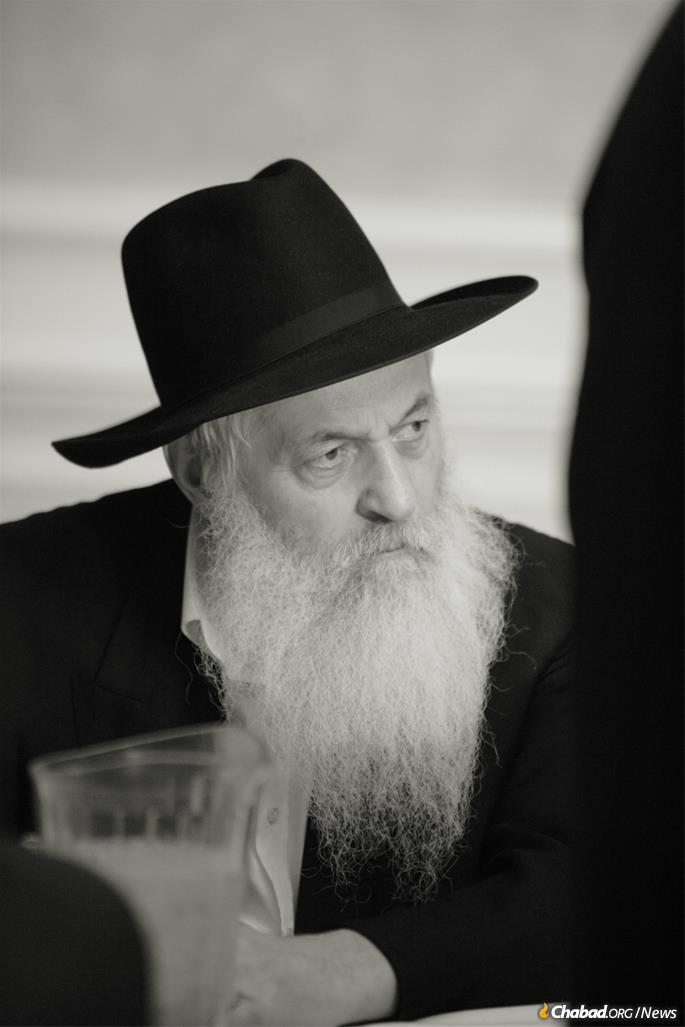 Rabbi Mendel Aronow