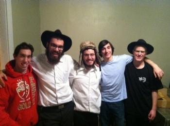 Photos - Winter Roving Rabbis - Chanukah 5773