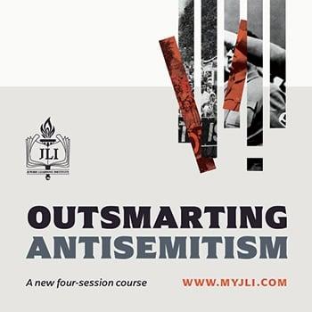 Outsmarting Antisemitism Nov 1-22, 2021