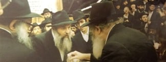 Rabbi Mendel Aronow, 93, Authentic Chassid Who Illustrated 'Fear of Heaven'