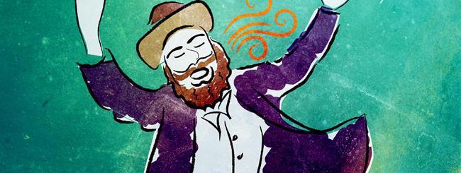 Хасидские истории: Танцуйте, евреи!