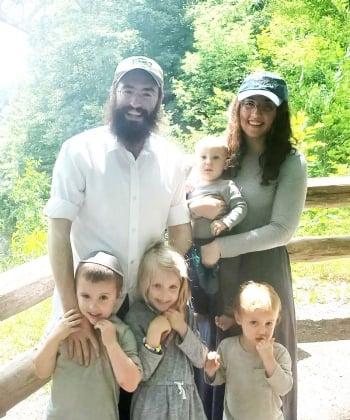Meet the Slonim Family