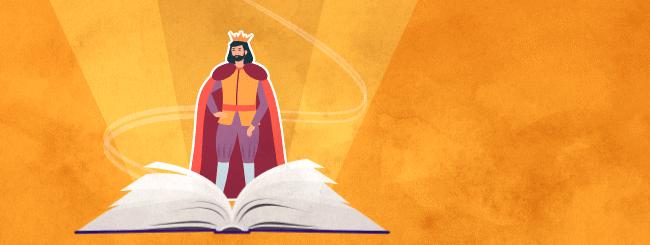 Уроки главы: Очень приятно, царь