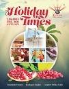 The Holiday Times: Tishrei 5782 - Autumn 2021