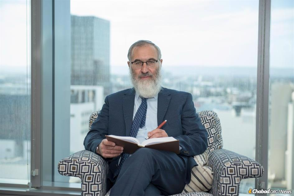 Rabbi Justice Marcus Solomon was recently appointed a judge on the Supreme Court of Western Australia. (Photo: Donnay Zulberg Photography - Perth, Australia)