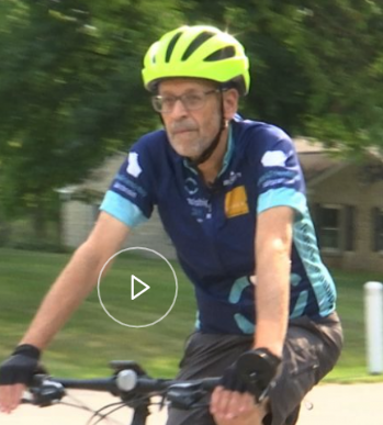 Everyday Hero: Bike 4 Friendship inspires man to gear up for 120-mile ride