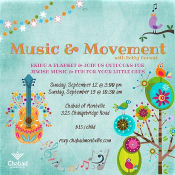Music & Movement RSVP
