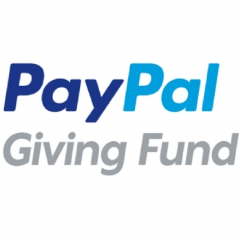 Donate with PayPal Giving Fund